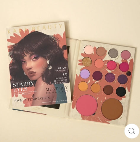 ES101 STARRY EYES SHADOW PALETTE
