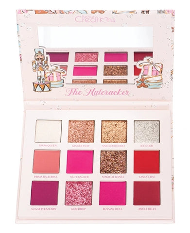 THE NUTCRACKER EYESHADOW PALETTE