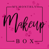 MY MONTHLY MAKEUP BOX (SUBSCRIPTION BOX)