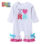 f56bfb24d Baby Girl Onesies   Rompers