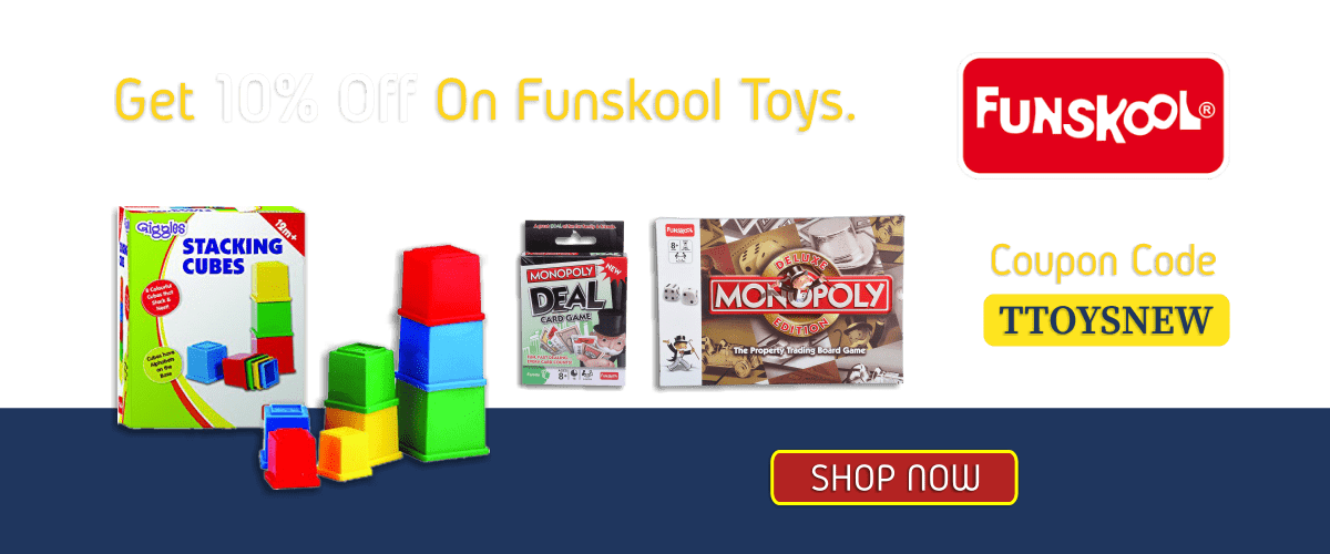 Funskool Toys And Games Offer Slider