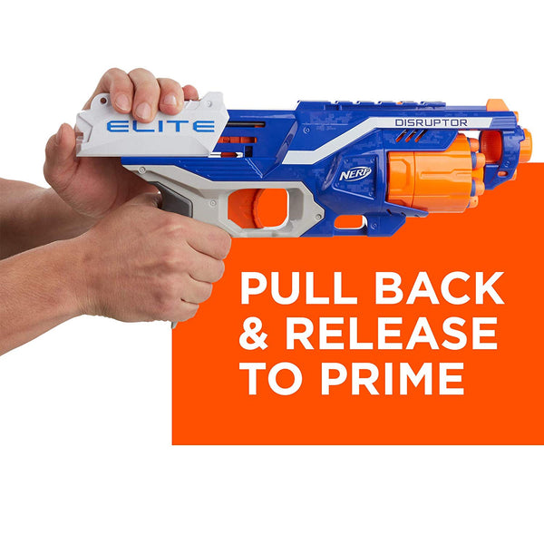 Nerf N Strike Elite Disruptor 1