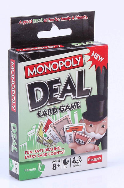 Funskool Monopoly Deal Card Game 1