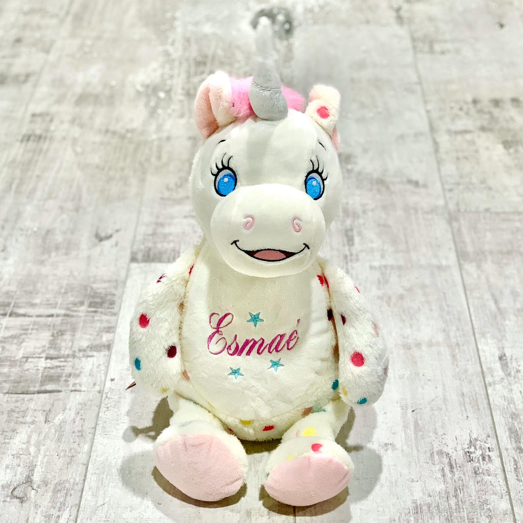 Personalised 'Aurora' Teddy