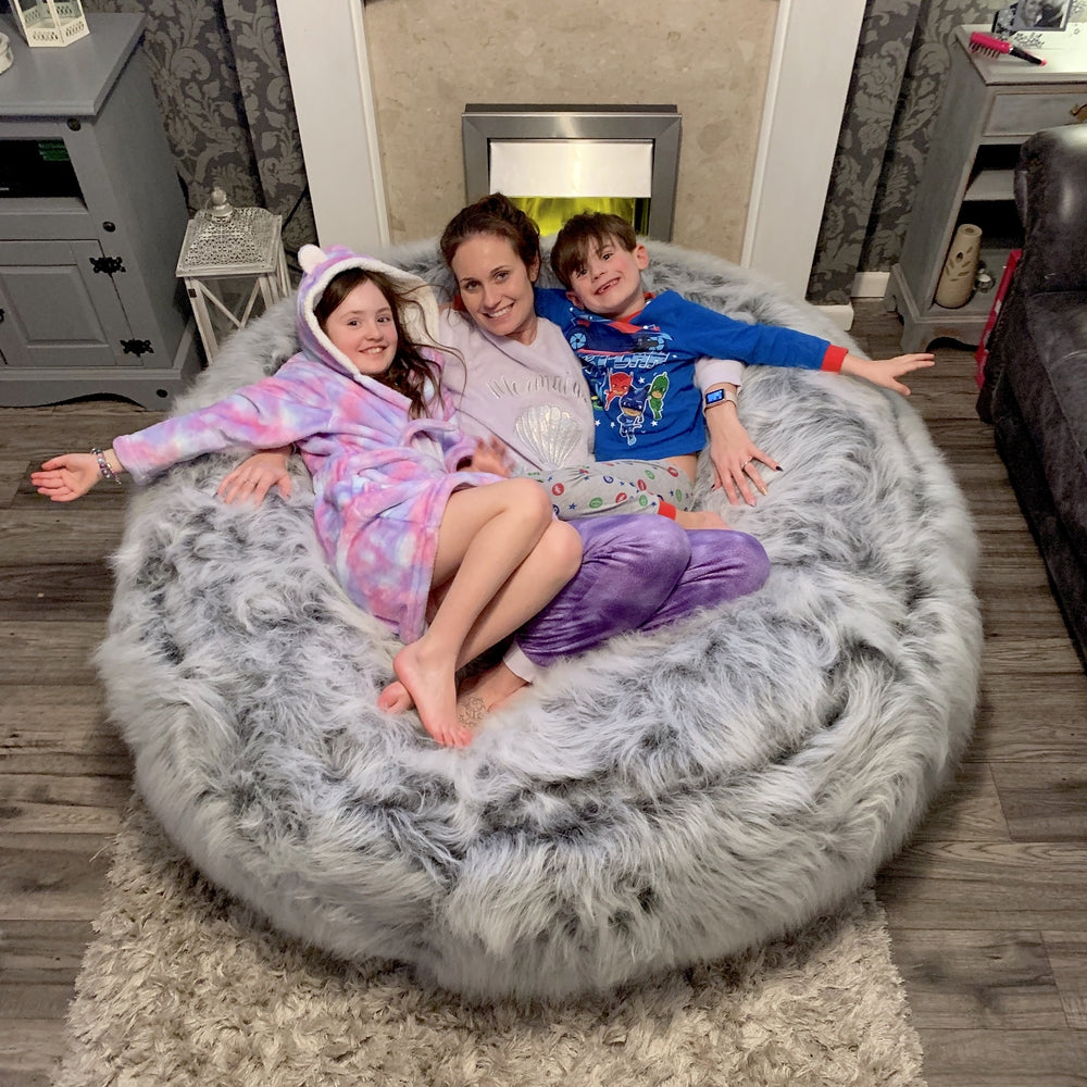 The Ultimate Xxl Adults Children S Pre Filled Faux Fur