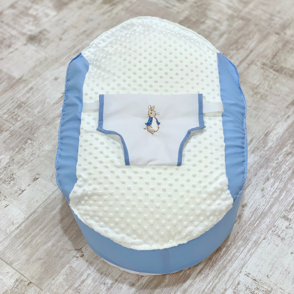 Personalised Peter Rabbit Baby Bean Bag