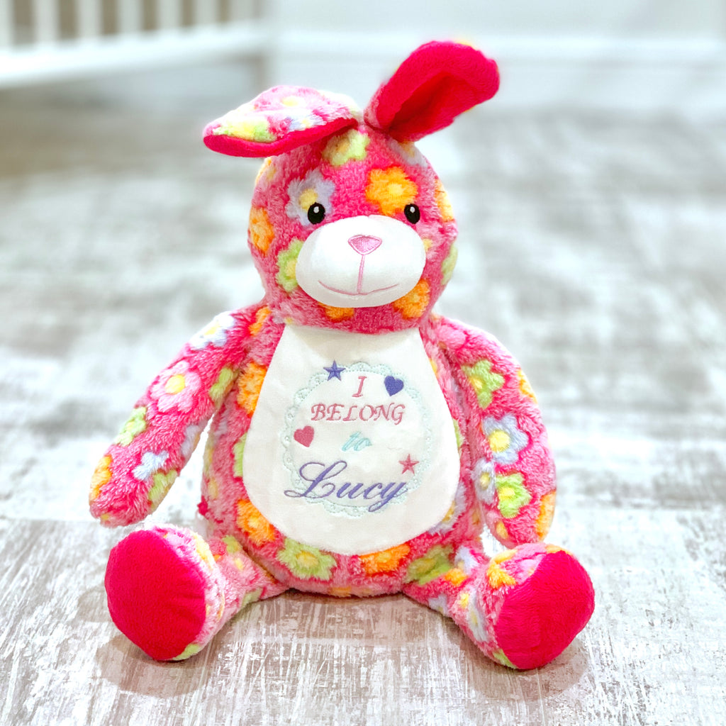 Personalised 'Ruby' Teddy