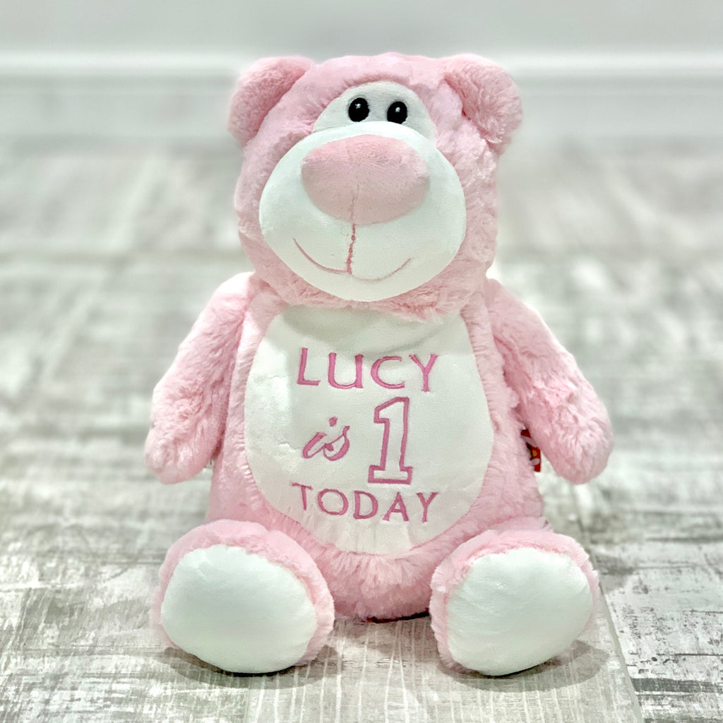 Personalised 'Tilly' Teddy