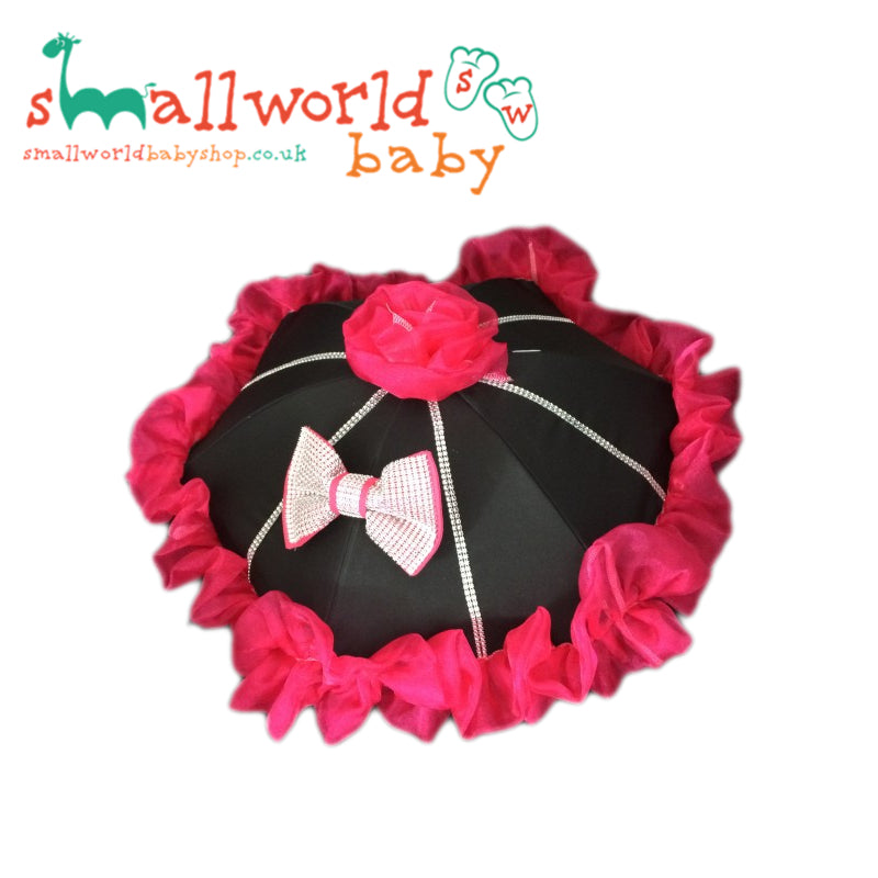 black-and-cerise-parasol