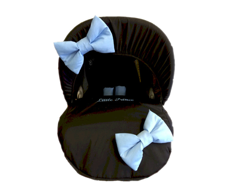 black-blue-bow-car