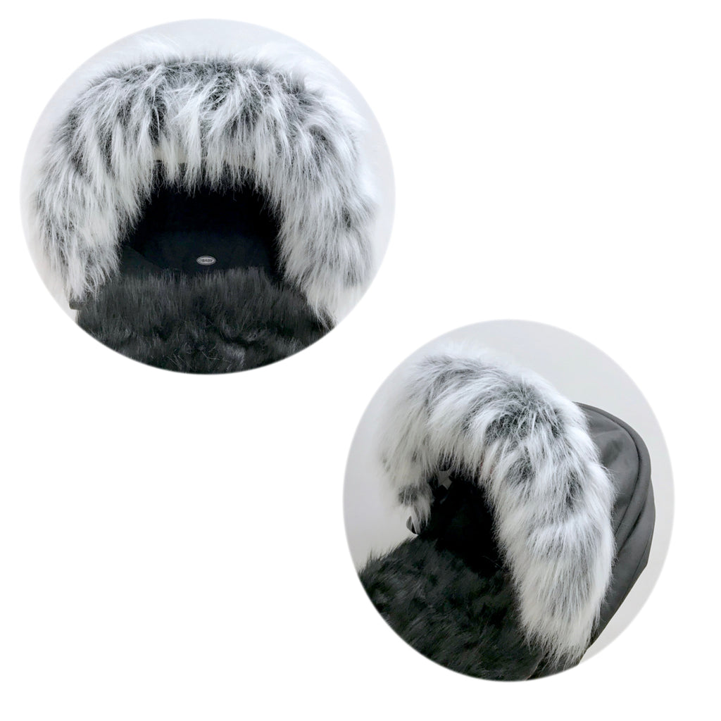 grey fur hood trim web