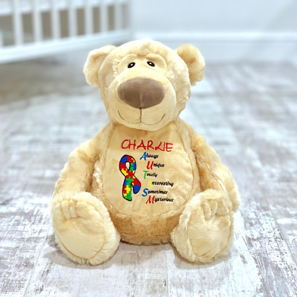 Personalised 'Ferguson' Teddy