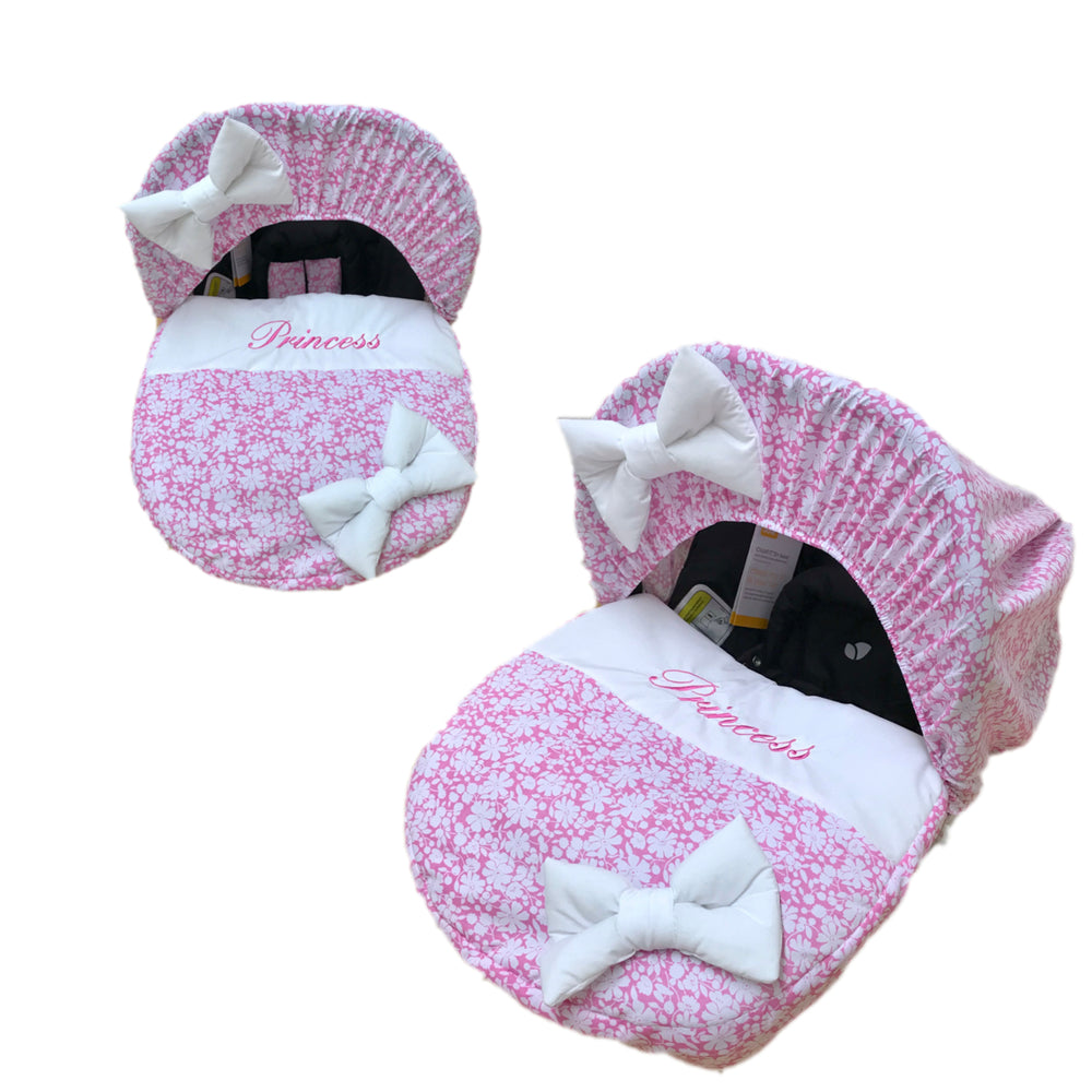 pink flower car seat web