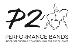 P2 Performance Bands For Equestrian Strength and Conditioning