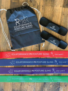 PR Equiformance Posture Sling - Functional Rider Performance Training KIt