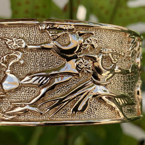 The Art of Hula Bangle 30MM