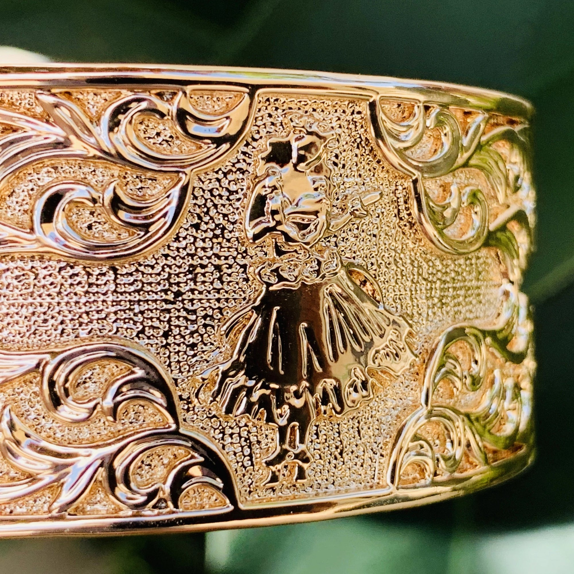The Art of Hula Bangle 30MM -BACK IN STOCK!