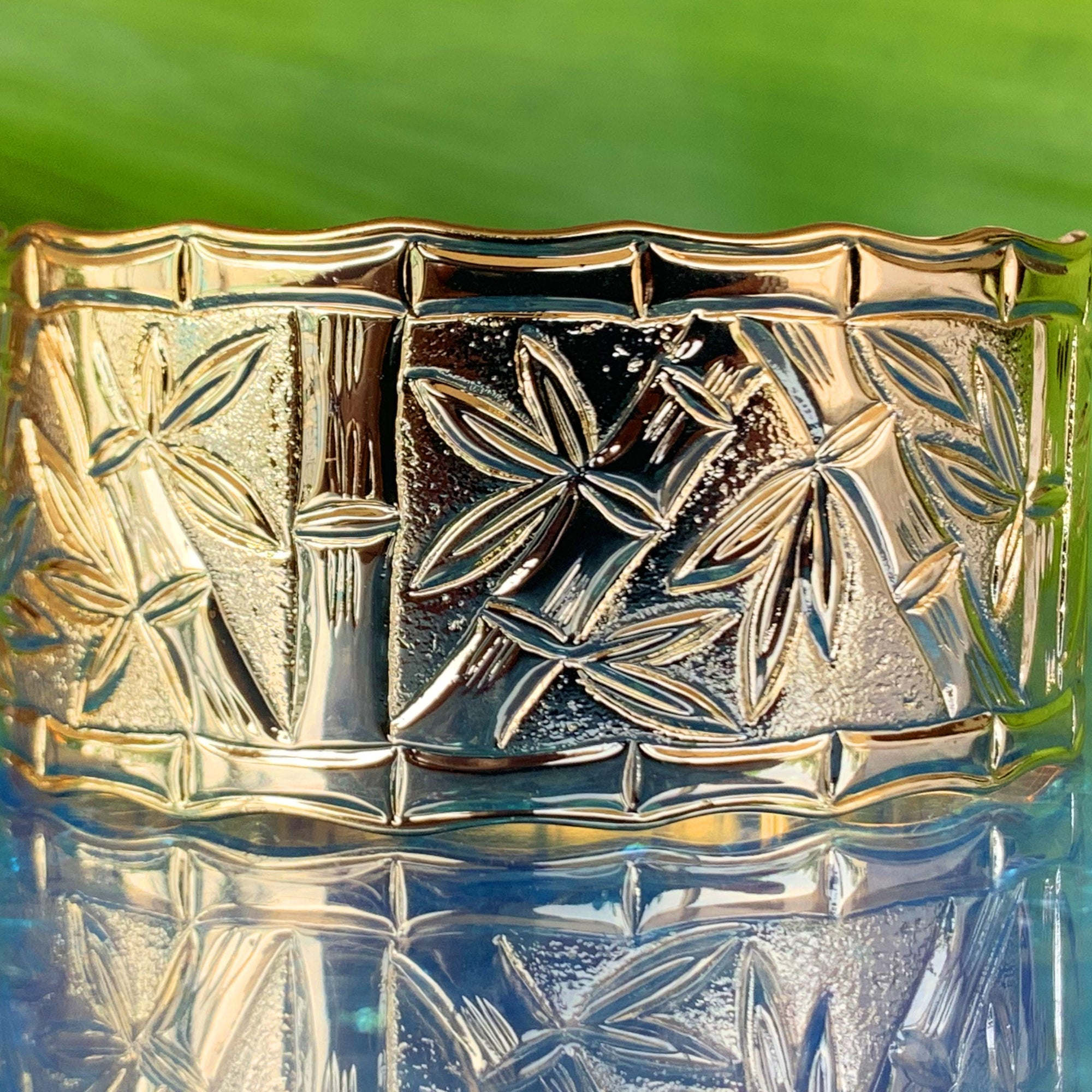 Tropical Rainforest Bamboo Bangle