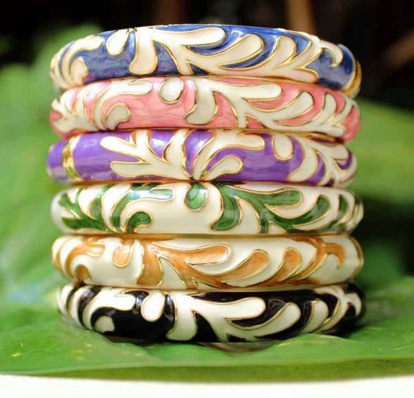 Limu Design Bracelets in Stack