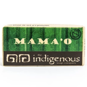 Set of 3 Indigenous Soaps of Hawaii