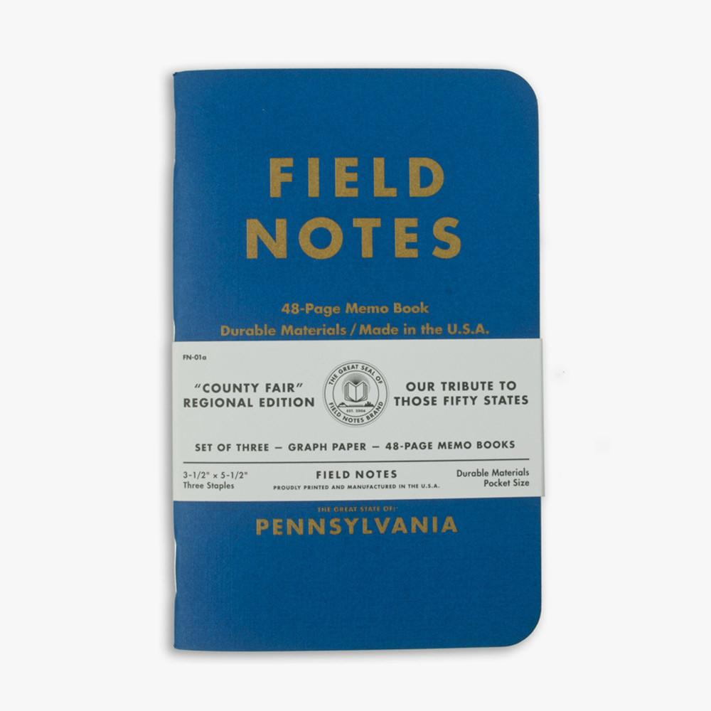 Pennsylvania Notebooks