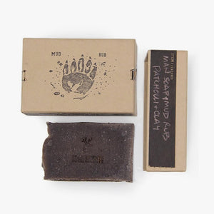 Mud Scrub Soap
