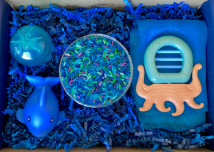 """Beyond the Sea"" for Ankle-Biters and Teethers (8 months+)"