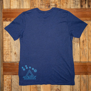 Heather Blue Tee Shirt
