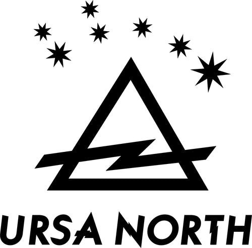 Ursa North Logo Sticker