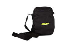 Load image into Gallery viewer, DMY Neon Yellow Embroidered Logo Across Body Bag