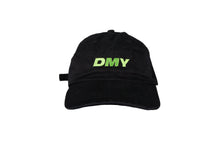 Load image into Gallery viewer, DMY Neon Green Embroidered Logo Cap