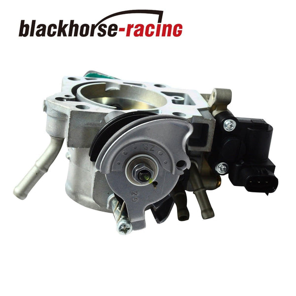 For Honda Accord DX LX EX 2.4L 03-05 Cable Drive Throttle Body  16400-RAA-A62
