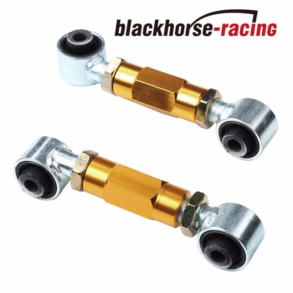 For 92-95 HONDA CIVIC EG6 EJ GOLD REAR LOWERING SUSPENSION TOE ARM BAR KIT