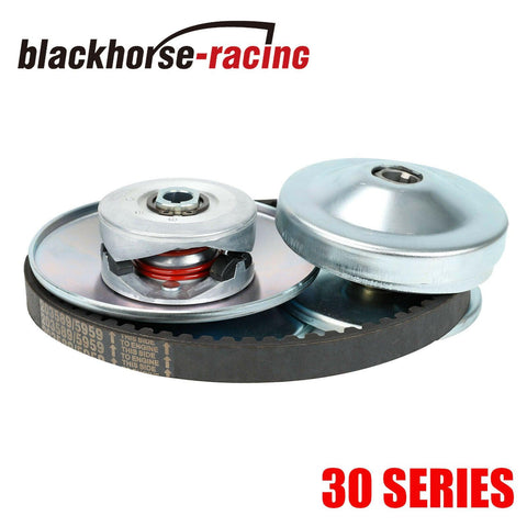 "6"" OD Go Kart Torque Converter 3/4"" + 5/8'' Driven Clutch +725 Belt 30 Series"