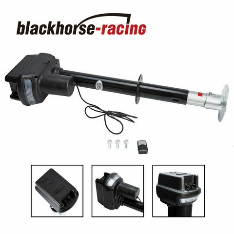 New 5000lb Super Electric Trailer Tongue Jack with Remote Control 82022