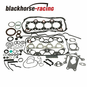 For 92-95 Honda Civic Del Sol V-TEC 1.5L & 1.6L D15Z1 D16Z6 Full Gasket Set