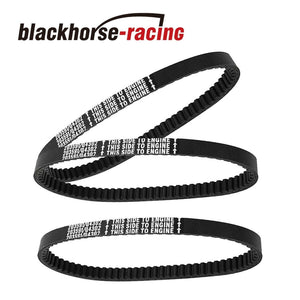 203591- Q430203W Go Kart Drive Belt for Yerf-dog Go karts Go Cart 3 Pack
