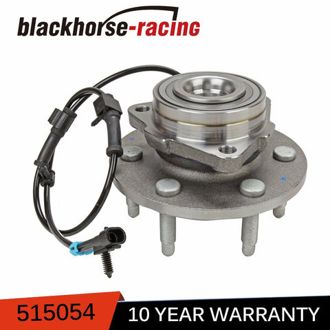 FRONT WHEEL HUB BEARING W/ ABS 6 LUG FIT CHEVY GMC PICKUP TRUCK 2X4 2WD VAN