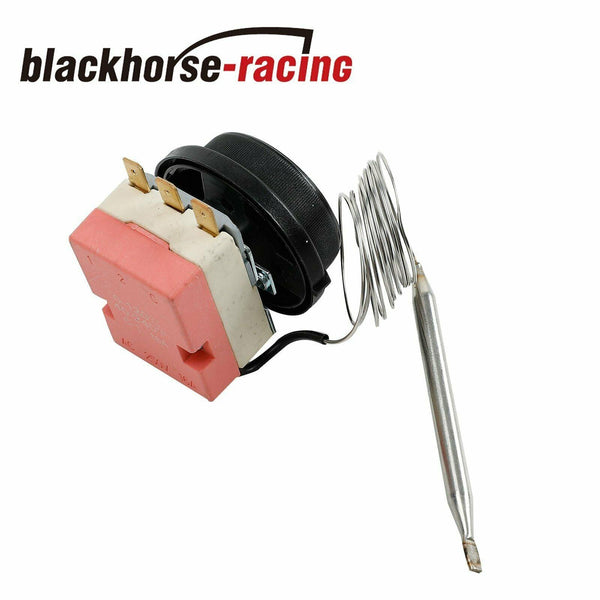 12V ADJUSTABLE AUTOMOTIVE RADIATOR FAN THERMOSTAT SWITCH CAR TEMPERATURE CONTROL