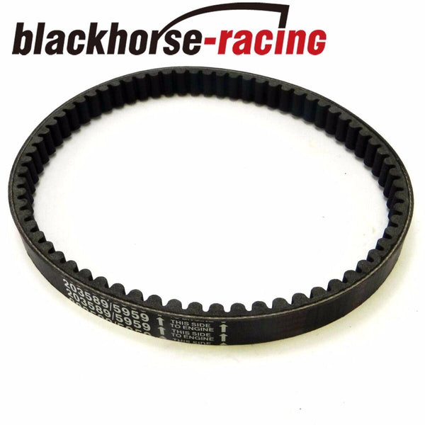3Pcs Go Kart Drive Belt 30 Series Replaces Manco 5959 Comet 203589 New 0.75""