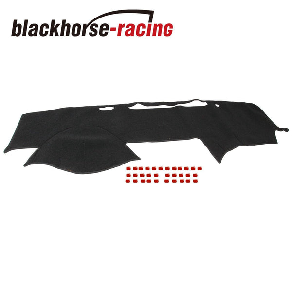 For 2004-2008 Acura TL Car Dash Cover Mat Dashboard Pad Black