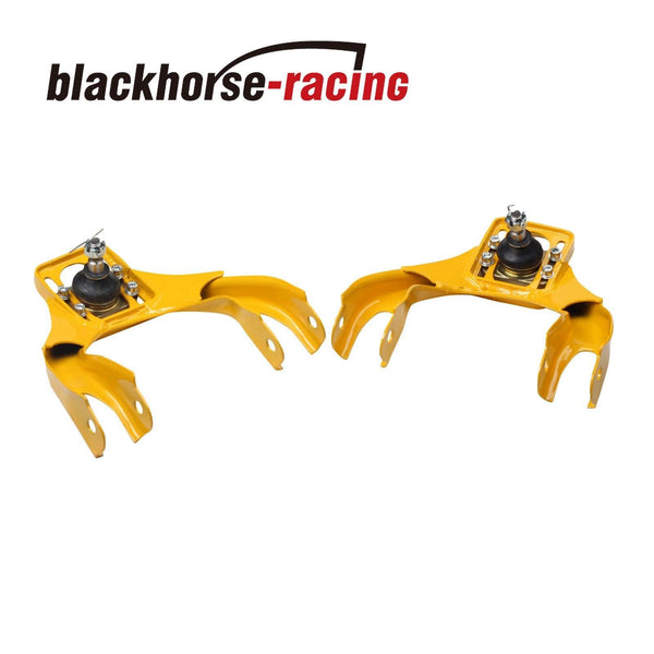 Lower Control Arm+Adjustable Front Camber Kit For Civic Eg/Eh/Integra Yellow