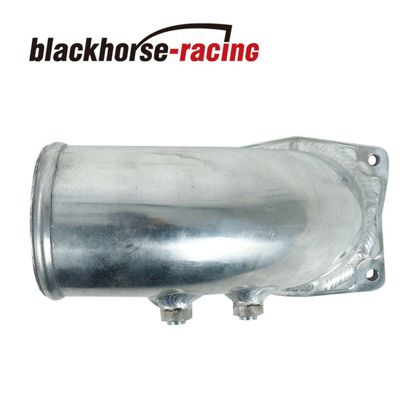 Intake Elbow Polished For 03-07 Ford F250 F350 F450 F550 6.0L Powerstroke Diesel