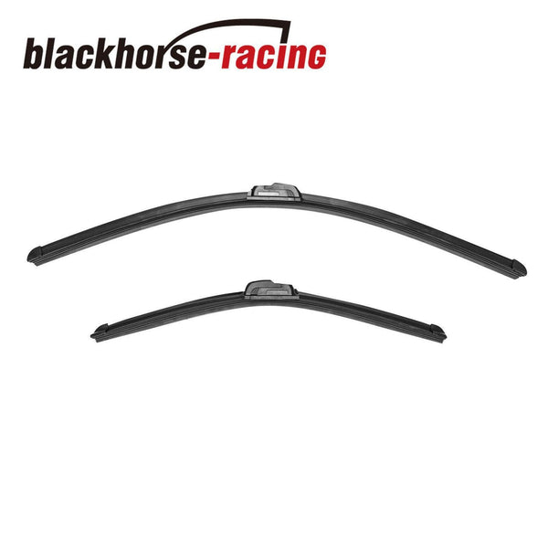 24'' + 20'' INCH ALL SEASON PREMIUM OEM BRACKETLESS WINDSHIELD WIPER BLADES