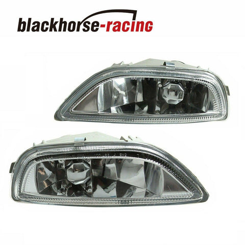 New Clear Glass Fog Driving Lights Bumper Lamp For 2001-2002 Toyota Corolla