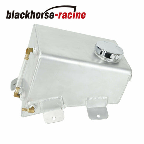 Aluminum Expansion Recovery Overflow Coolant Tank For 78-88 Monte Carlo/Regal