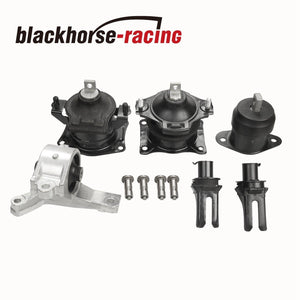 For 2007-2008 Acura TL 3.2/3.5L Auto Engine Motor & Trans Mount Set 6PCS M1272