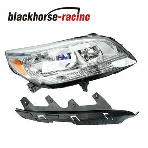 For 2013-2015 Chevy Malibu LT LTZ Projector Headlight Headlamp Passenger Side