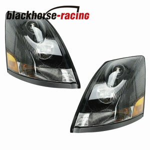 For Volvo VN VNL 2004-2017 Truck Headlights Driver Left Passenger Right Side