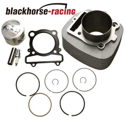 Cylinder Piston Gasket Top End Kit Set For 1987-2004 Yamaha Warrior 350